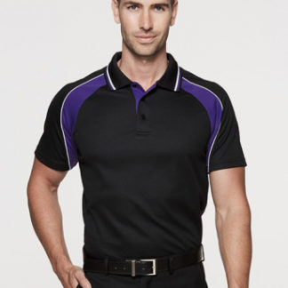 Cotton Back Polo