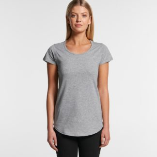 Cotton T-shirt ladies