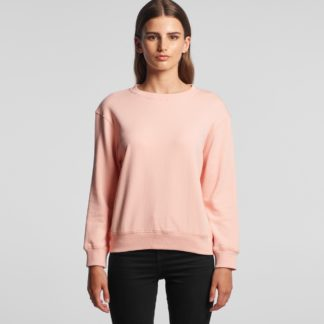 Terry Cotton Pullover