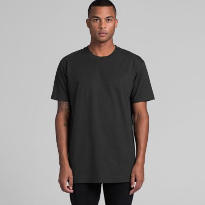Thick cotton tee