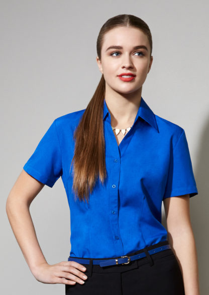 Polyester no iron blouse