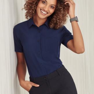 Womens easy stretch shirt healthcare