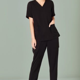 Womens scrub V neck