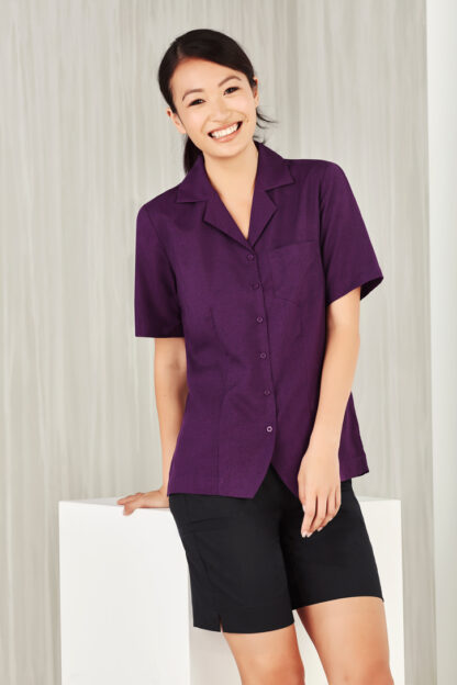 Ladies Plain Overblouse polyester
