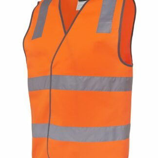 Jb's Wear hi vis vest with reflective tape