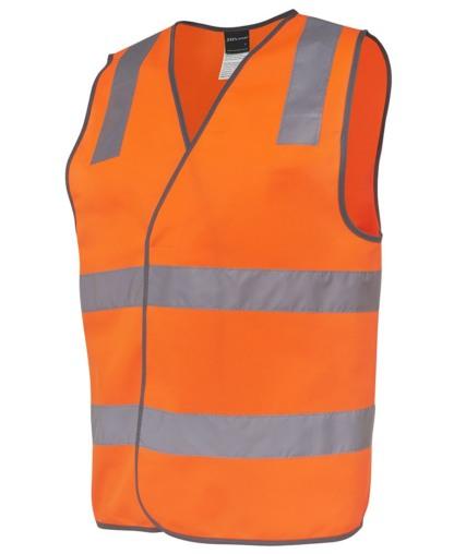 Jb's Wear hi vis vest with reflective tape