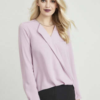 Biz Collection lily ladies Hi -Lo blouse