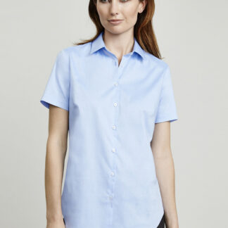 Biz collection Camden ladies short sleeve shirt