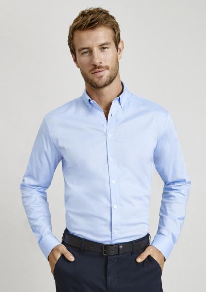 Biz collection camden mens long sleeve shirt