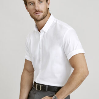 Biz collection Camden mens short sleeve shirt