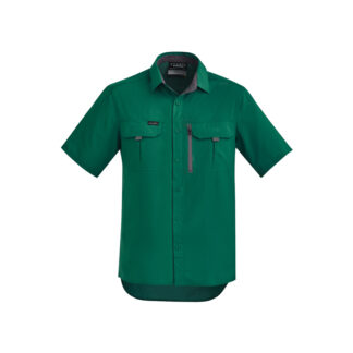 Syzmik outdoor short sleeve shirt