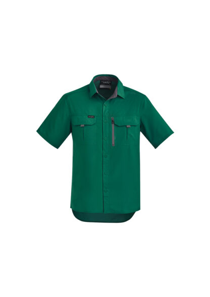 Syzmik outdoor short sleeve shirt