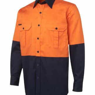 JBs Hi Vis 190G heavy weight shirt